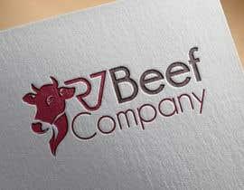 amzilyoussef18 tarafından Design a Logo for  RJ Beef Company için no 42