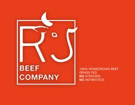 rufflabsDesign tarafından Design a Logo for  RJ Beef Company için no 3