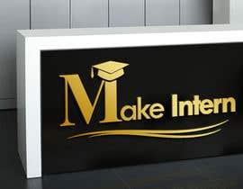 #28 untuk Design a Logo for www.makeintern.com oleh satriadesigner