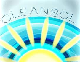 #52 para Diseñar un logotipo for CLEANSOL de AdrianaFonsecaF