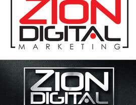 wilfridosuero tarafından Projetar um Logo for Zion Digital Marketing için no 101