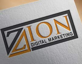 james97 tarafından Projetar um Logo for Zion Digital Marketing için no 98