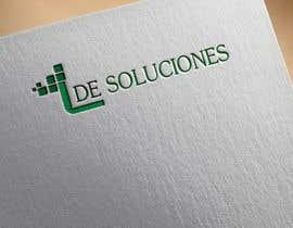 """Junaidy88 tarafından Diseñar un logotipo para """"LDE SOLUCIONES"""" için no 24"""