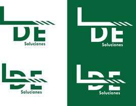 """Babybing tarafından Diseñar un logotipo para """"LDE SOLUCIONES"""" için no 19"""