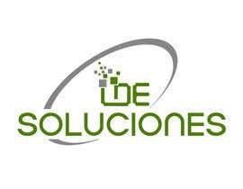 """dipakart tarafından Diseñar un logotipo para """"LDE SOLUCIONES"""" için no 14"""