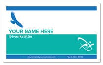 Contest Entry #23 for Personal business card for it-entrepreneur