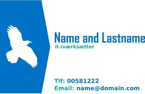 #30 for Personal business card for it-entrepreneur by oswaldvillarroel