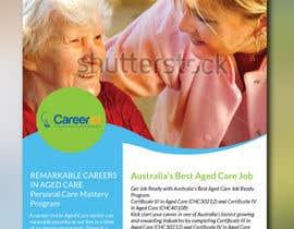 shahzeenahmed6 tarafından Design a Flyer for Aged Care Course için no 1