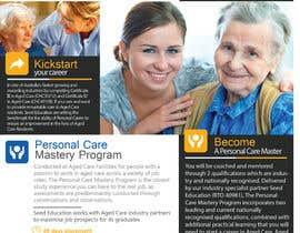 responstable tarafından Design a Flyer for Aged Care Course için no 33