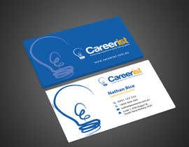 #57 untuk Design some Business Cards for Carrerist oleh imtiazmahmud80