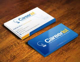#53 untuk Design some Business Cards for Carrerist oleh mohanedmagdii