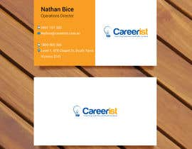 #33 untuk Design some Business Cards for Carrerist oleh bluedesign1234