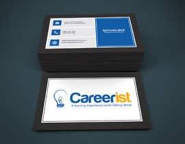 nahidislam350 tarafından Design some Business Cards for Carrerist için no 47