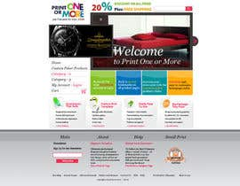#5 cho Design a Home Page Mockup for Website bởi grafixeu