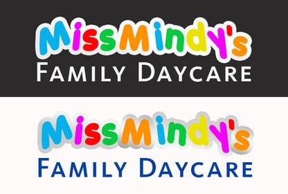 #5 untuk Design a Logo for Miss Mindy's Family Daycare oleh darkavdarka
