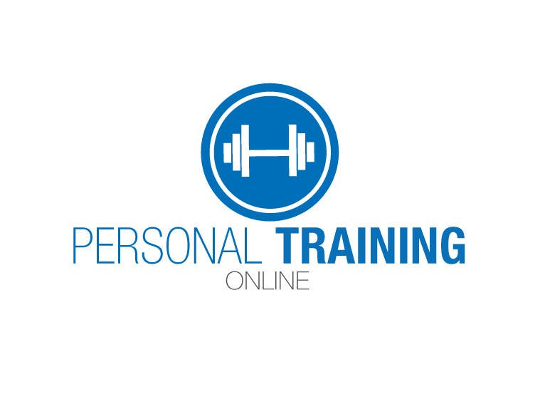 #29 for Design a Logo for Personal Training Online by NoorProduction