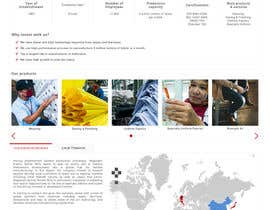 #32 for Corporate Microsite Redesign by CharlesNgu