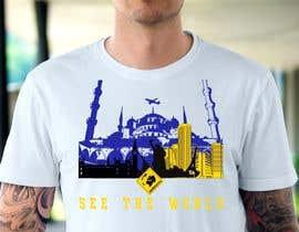 #43 untuk Travel concepted tshirt desings oleh ratnakar2014
