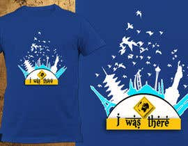 #41 untuk Travel concepted tshirt desings oleh vishmith