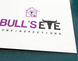 #57 untuk Design a Logo for Bull's Eye Home Inspections oleh aliflammim101