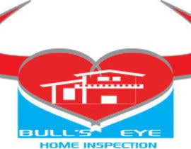 #71 untuk Design a Logo for Bull's Eye Home Inspections oleh simplicityshop
