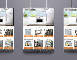 #5 untuk Kitchen Accessories Flyer Design oleh igraphicdesigner