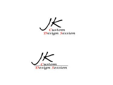 #70 untuk Design a Logo for 'JK Custom Design Session' oleh sridha858