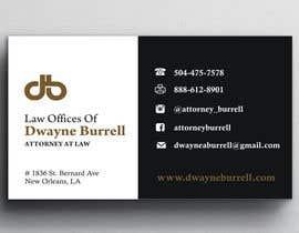 sami24x7 tarafından Design some Business Cards for an attorney için no 3