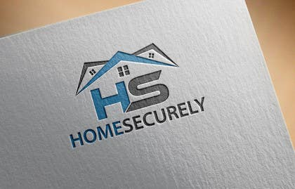 #35 untuk Design a Logo for HomeSecurely.com oleh alikarovaliya
