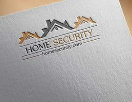 #64 for Design a Logo for HomeSecurely.com by Junaidy88