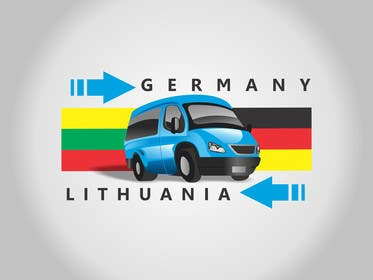 #17 untuk Design very catchy image for classified ad - Image about Travel to Germany with minibus oleh adrianusdenny
