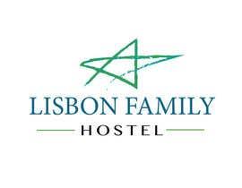 ALEJVNDRO tarafından Projetar um Logo for a Hostel in Lisbon için no 184
