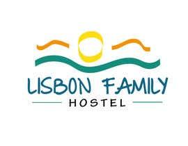 ALEJVNDRO tarafından Projetar um Logo for a Hostel in Lisbon için no 185