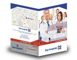logexxpert tarafından Design a bi-fold marketing brochure template for Hospital Supplies provider için no 15