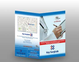logexxpert tarafından Design a bi-fold marketing brochure template for Hospital Supplies provider için no 19