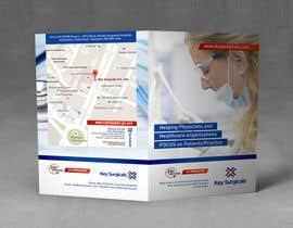 barinix tarafından Design a bi-fold marketing brochure template for Hospital Supplies provider için no 14