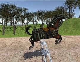 DDR12 tarafından 3d Horse Racing game in Unity, Photon için no 3