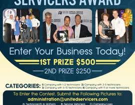 #3 untuk Most Professional Servicer Contest Flyer oleh Benmiller1982