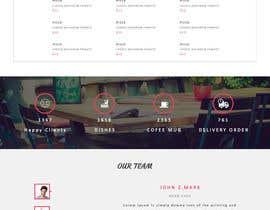 #13 untuk Design a Website Mockup for a  Chinese restaurant oleh Abdullrahman993