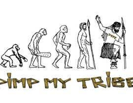 janmegela tarafından Evolution tribal Mayan challenge. için no 4