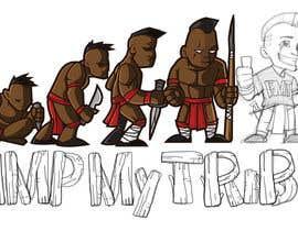 MyPrints tarafından Evolution tribal Mayan challenge. için no 26