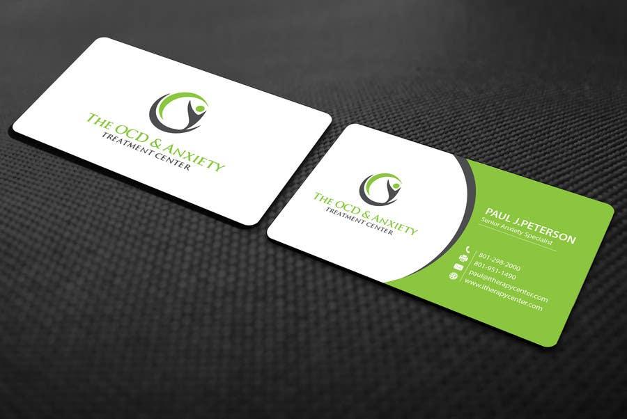 Penyertaan Peraduan #86 untuk Business Card Design