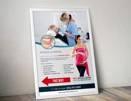 mydZnecoz tarafından Design a Poster for Dental Office (24 inches x 36 inches) Color için no 17