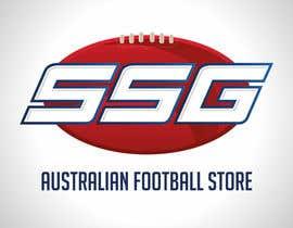 lukzzzz tarafından Design a Logo for an Australia Football(aussie rule football) merchandise shop için no 32
