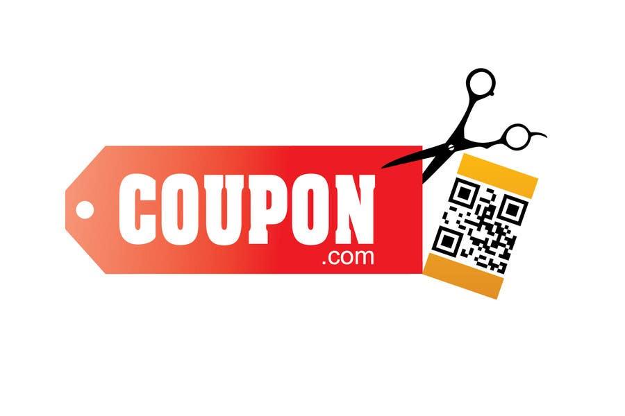 Penyertaan Peraduan #73 untuk Logo Design for For a Coupons website