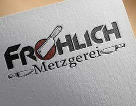 #46 untuk Professional logo for a butcher's shop - winner has chance of designing brochure, business cards, etc. oleh SAMEERLALA