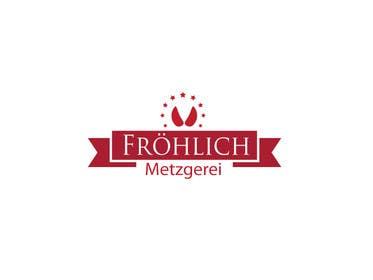 #1 untuk Professional logo for a butcher's shop - winner has chance of designing brochure, business cards, etc. oleh linadenk