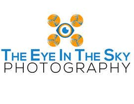 #40 untuk Design a Logo for The Eye In The Sky Photography oleh ninaekv
