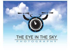 #37 untuk Design a Logo for The Eye In The Sky Photography oleh saif95