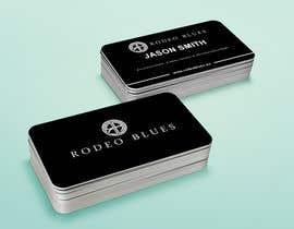 #13 untuk Design Business Cards for Rodeo Blues oleh petersamajay